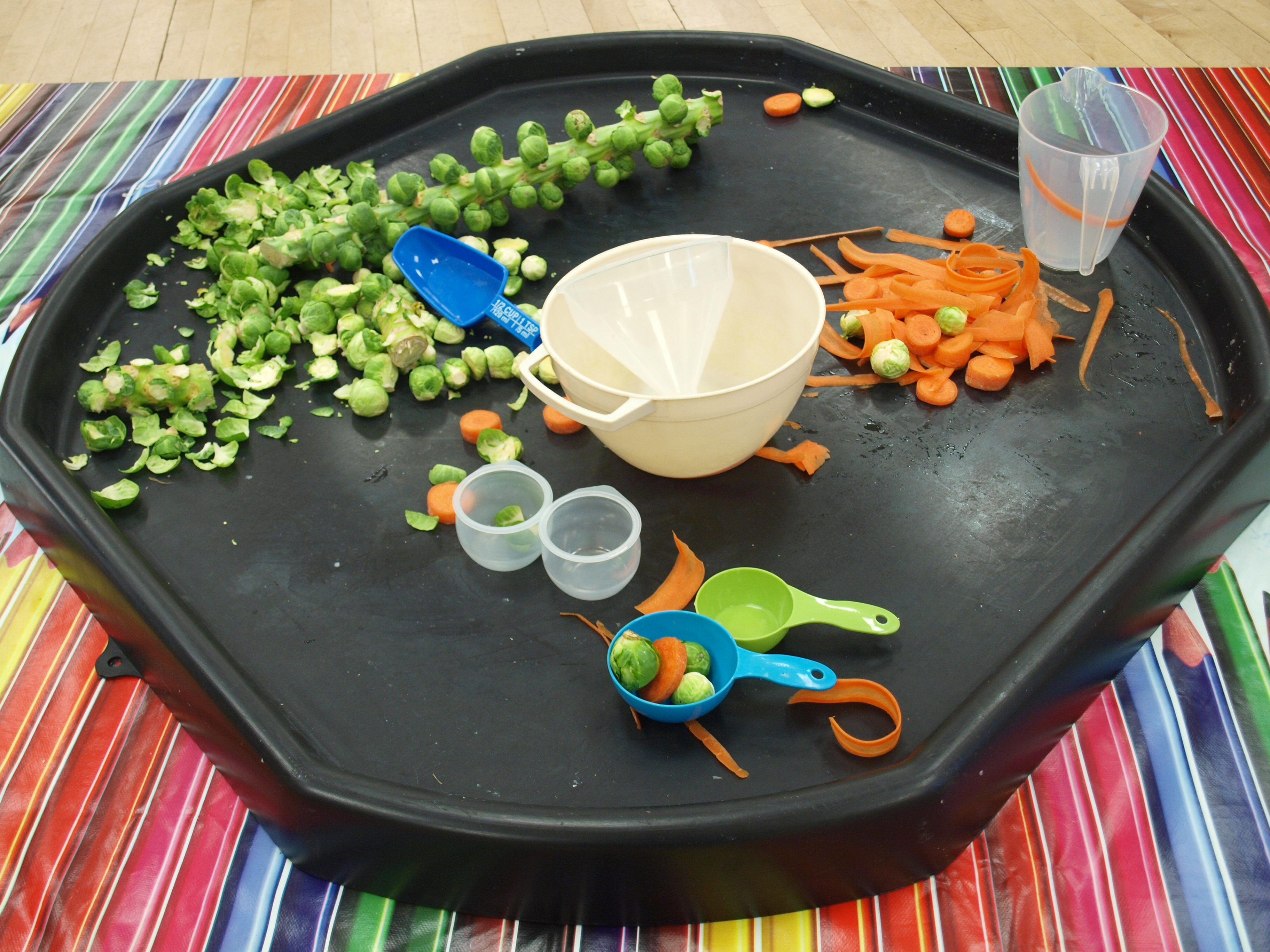Edens Baby Experiences Messy Play Baby Signing And Baby